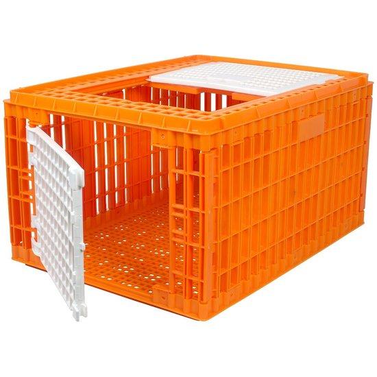 Transportkist kippen kopen? | Transporteer pluimvee met vervoerskratten